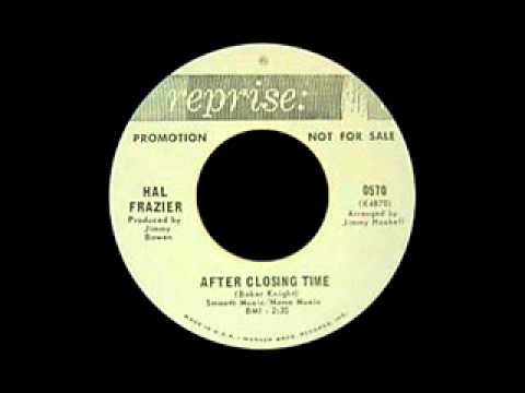Hal Frazier - After Closing Time