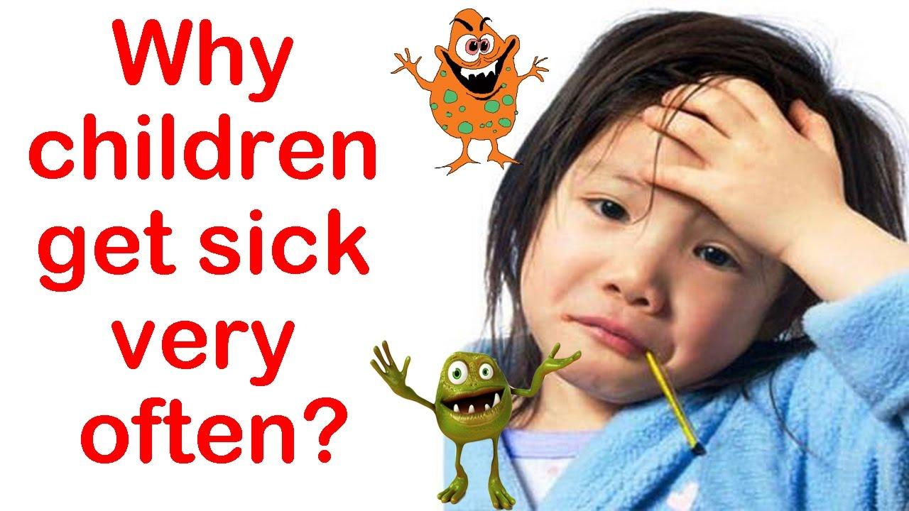 Often sick child