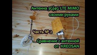 видео LTE антенна своими руками