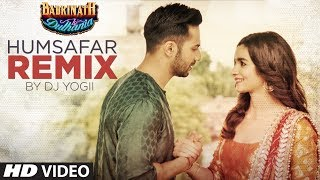 Humsafar (Full Song) – Female | Badrinath Ki Dulhania