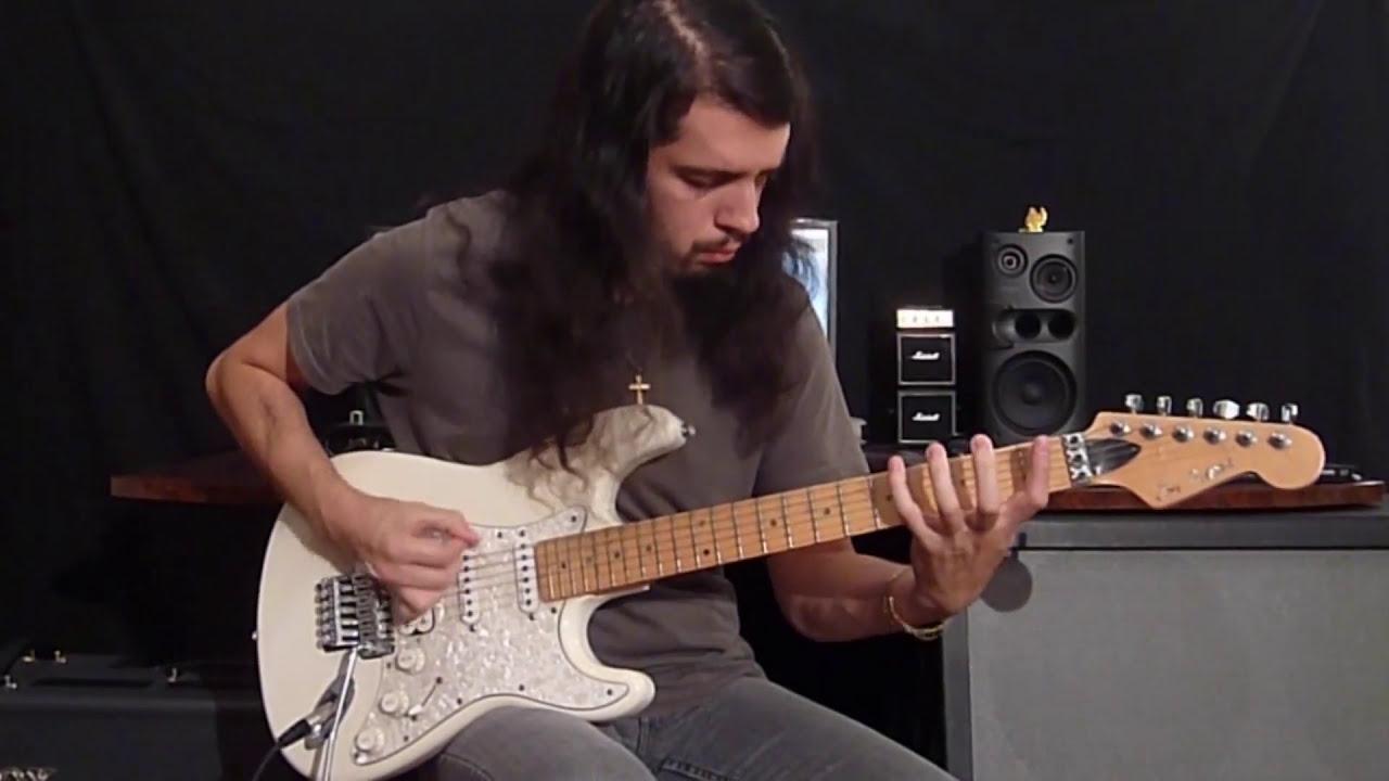 Dream Theater - Erotomania (Guitar Tutorial) - YouTube