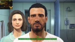 Fallout 4 (Создаем персонажа)