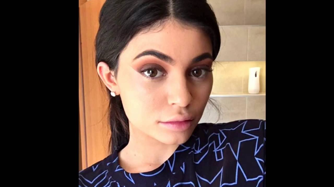KYLIE JENNER MAKEUP TUTORIAL / ROUTINE