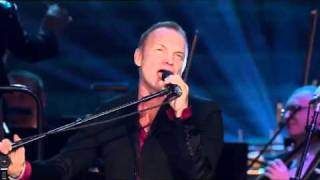 "Sting & Polish Radio Symphony Orchestra - ""Englishman in New York"" (cond. Adam Sztaba)"