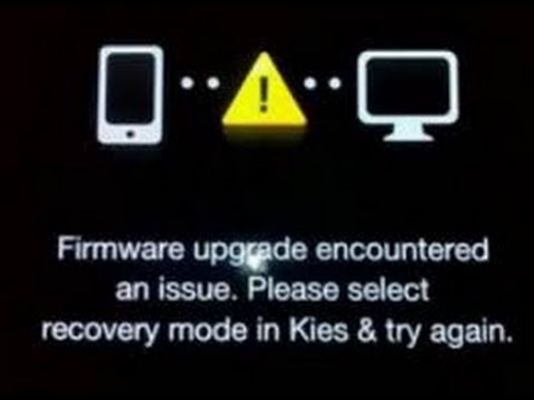 How To Fix The Firmware Issue Samsung Tab 2