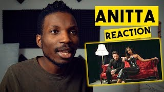 Baixar Anitta & J Balvin - Downtown | Official Music Video (Anitta Reaction)