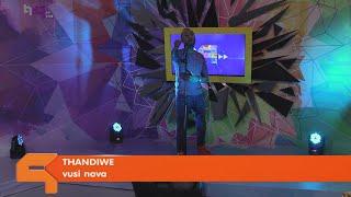 Vusi Nova performs Thandiwe - Live Performances