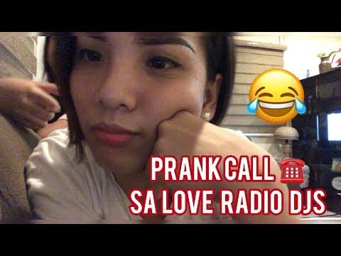SINONG DJ ANG AYAW MAGPAUTANG??? PRANK CALL SA LOVE RADIO DJs (VLOG #2)