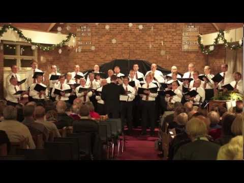 Hurry, Shepherds, Run! performed by Collegium Musicum Male Chorus
