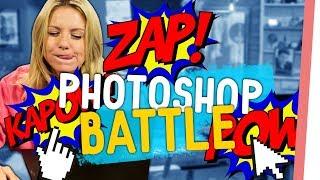 PHOTOSHOP Battle Teil 2 – IHR entscheidet!