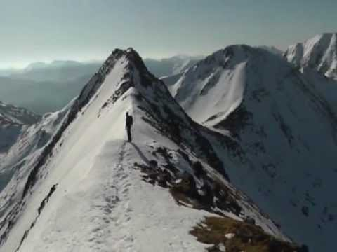 Ring Of Steall Winter Conditions
