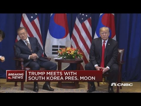 Trump: We will be having a second North Korea summit in not-too-distant future