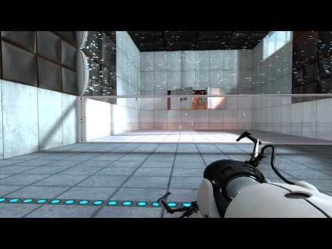 Portal - Walkthrough: Chambers 11-16 - Part 2 - HD