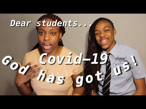 Dear year 11 and 13 | Cancelled exams| God has got us!