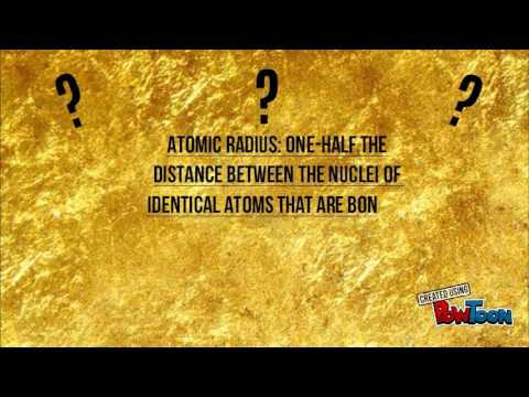The Periodic Element Gold - YouTube
