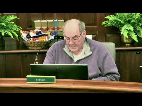 City of Sioux City Council Meeting - February 25, 2019