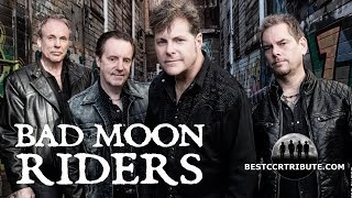"""The BAD MOON RIDERS present the most accurate and authentic salute..."