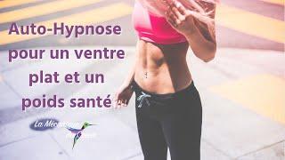 hypnose pour un ventre plat et un poids santé