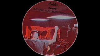 dekis - Doors (Original Electronic Disco Mix)