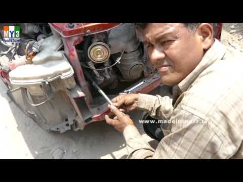 Car Repair & Servicing | Car Mechanic | LIFE IN INDIA