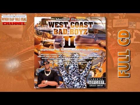 Master P Presents  - West Coast Bad Boyz 2 [Full Album]  CD Quality