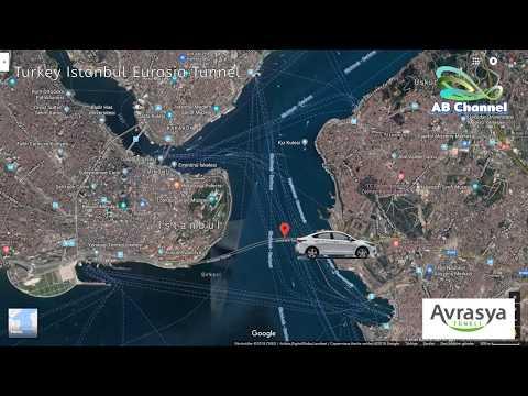 Eurasia Tunnel - Istanbul Turkey