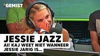 Wanneer gaan Kaj Gorgels en Jessie Jazz trouwen?! | 538 Gemist