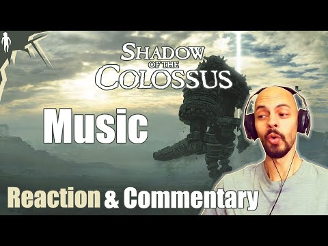 MUSICIAN Reacts 😱 To SHADOW OF THE COLOSSUS 🎮 Music!!!