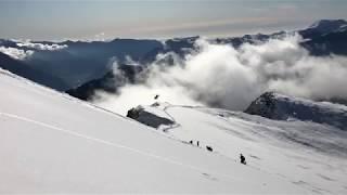 Virata elicottero Provincia di Trento - Monte Stivo