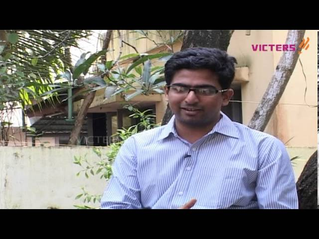 Meet the Toppers-Vishnu.V Travel Video