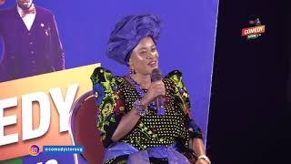 Alex Muhangi Comedy Store July 2019 - Ssenga Justine Nantume
