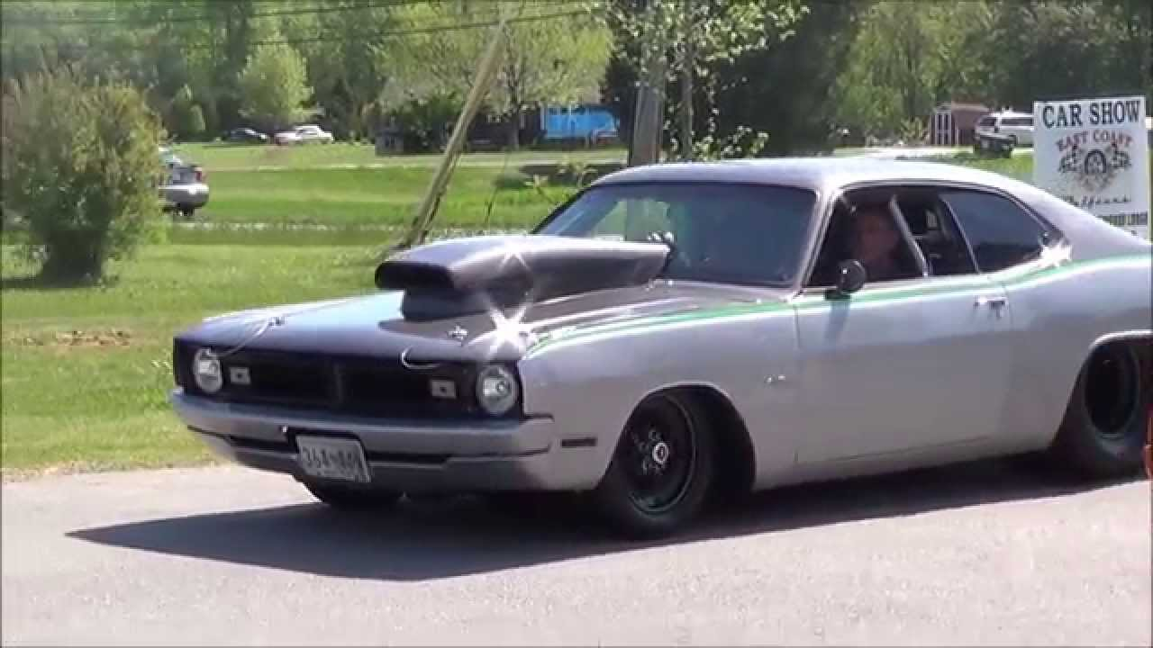 1971 Dodge Demon 440 - YouTube