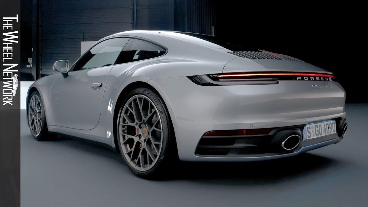 2020 Porsche 911 992 Product Presentation