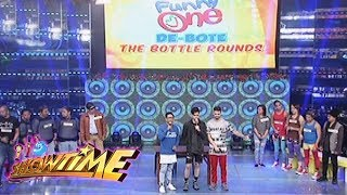 It's Showtime Funny One: The Bottle Rounds