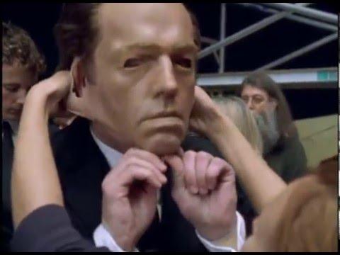Behind The Scenes Matrix Cloning Agent Smith. Detras De