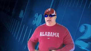Washington vs Alabama  2016 Peach Bowl  Post game Recap. Roll Tide !! We got a Rematch 1x! Wooooo!!!