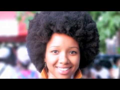 Resultado de imagen para pic of a beautiful natural haired black woman
