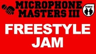 Freestyle Jam: Microphone Masters 3 /Bośniak,Flint,Muflon,Diox,Białas,DużePe,RufinMC