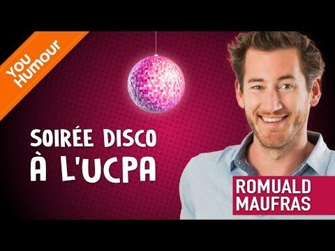 ROMUALD MAUFRAS - Soirée disco à l'UCPA