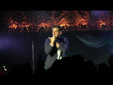 ESCKAZ in London:Performance from Francesco Gabbani (Italy) - Amen