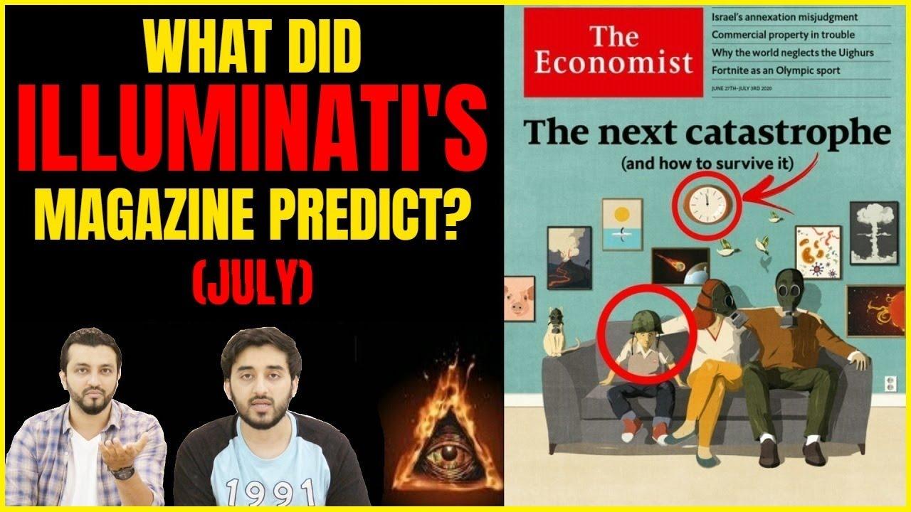 The STUNNING Plans of Economist Magazine JULY 2020 EXPLAINED! (Hindi Urdu) | TBV Knowledge & Truth