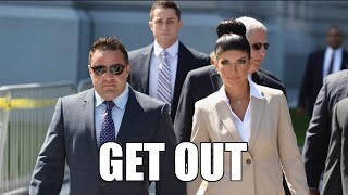 "Joe Giudice DEPORTATION ""You are out of here!"""