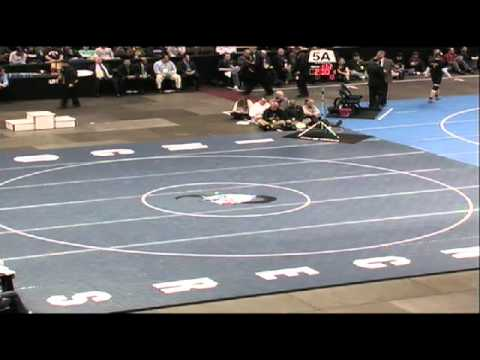 2012 CHSAA Wrestling Session 6 - 5A Finals