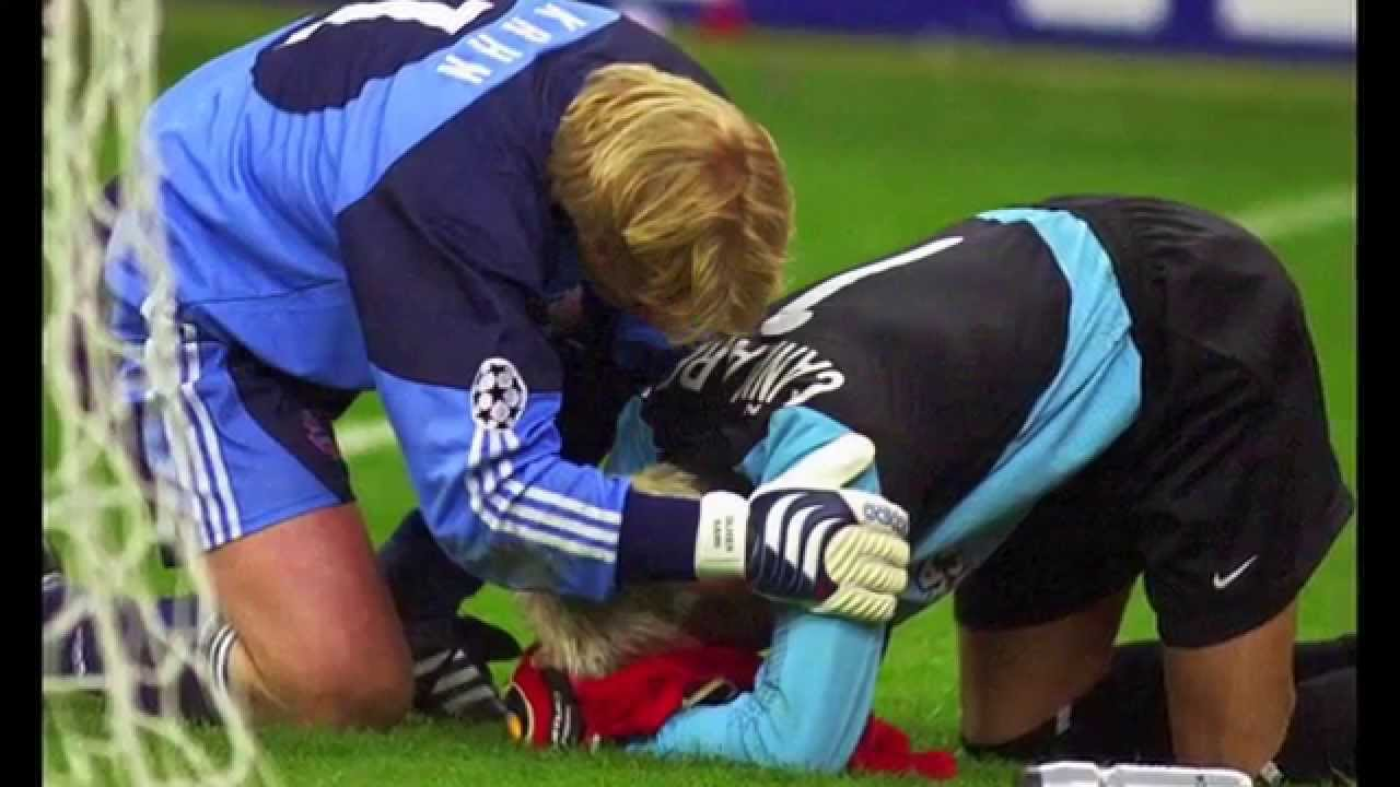 Image result for oliver kahn consoles canizares