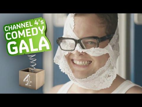 Alan & Jimmy Carr Hijacks The Ads: Comedy Gala 2012