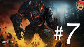THE WITCHER 3 WILD HUNT #7 - Matando o Golem 1080p (Dublado PT-BR)