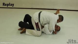 Andre Marola BJJ Instructional – Passing half-guard to a submission – Jits Magazine