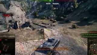 World of Tanks Gameplay PC 2015
