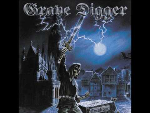 Grave Digger: Secrets of Merlin - Pendragon