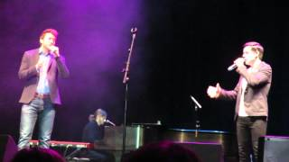 David Archuleta, Nathan Pacheco - The Prayer - RIchfield